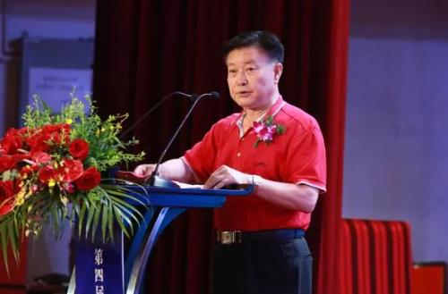 洞山酒业总经理余翔璐出席第四届中国民营经济华西峰会