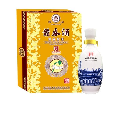 上海赣春酒礼盒装