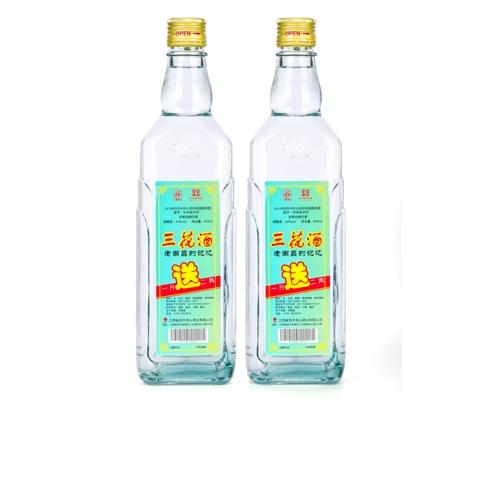 河南三花酒600ml