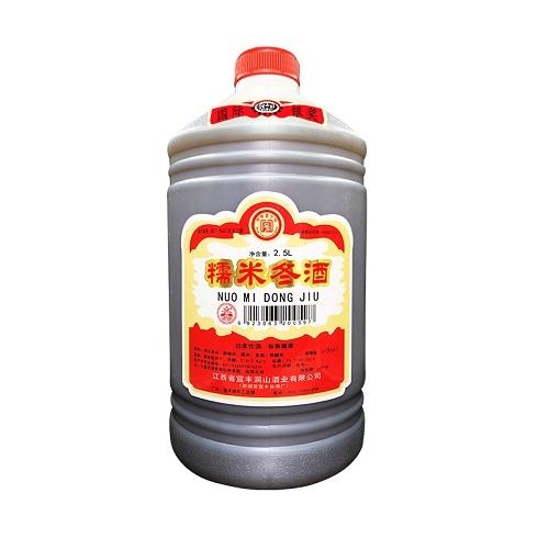 江西糯米冬酒  桶装2.5升